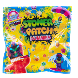 Stoner Patch Dummies | Sour, Sweet, then Stoned.