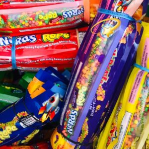 nerds ropes mix flavors