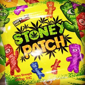 Stoney Patch Sour & Sweet – 500mg